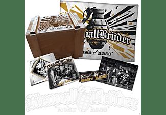 Krawallbrüder - Mehr Hass (Ltd.Boxset)  - (CD + DVD Video)