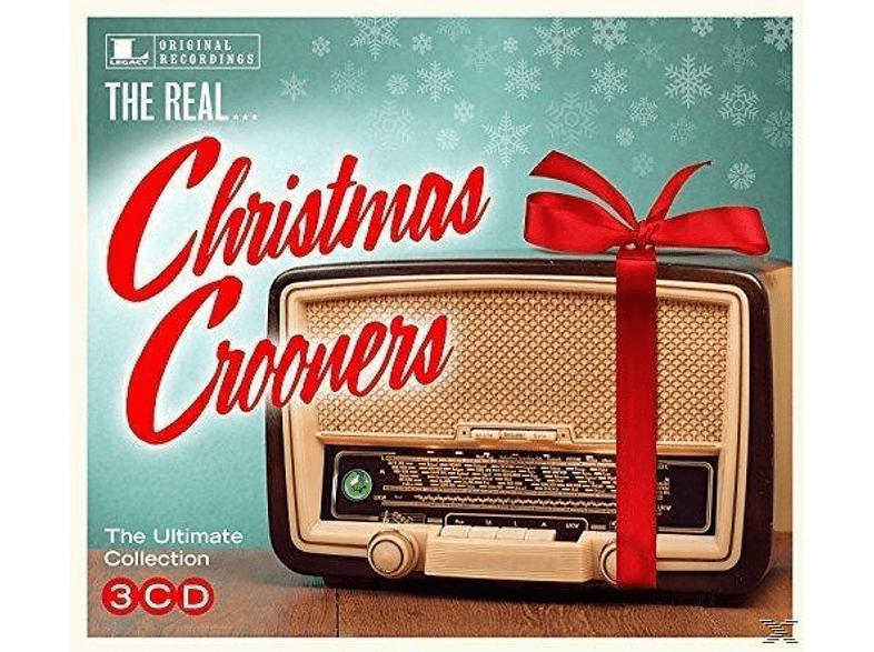 VARIOUS - The Real... Christmas Crooners [CD]