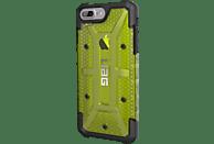 URBAN ARMOR GEAR Plasma , Full Cover, Apple, iPhone 6 Plus, iPhone 6s Plus, iPhone 7 Plus, Polycarbonat, Gelb (Transparent)