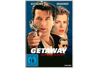 Getaway - Auf der Flucht DVD