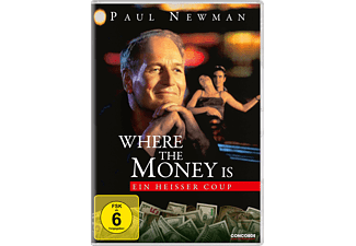 Where the Money Is - Ein heißer Coup DVD