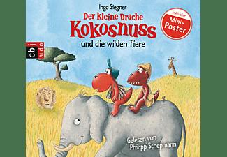 Philipp Schepmann - Kleine Drache Kokosnuss Und Die Wilden Tiere  - (CD)