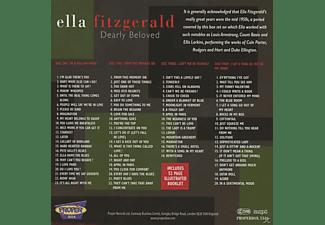 Ella Fitzgerald - Dearly Beloved  - (CD)