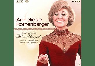 Anneliese Rothenberger - Große Wunschkonzert-Das Schönste Und Beste Der Ope  - (CD)