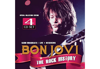 Bon Jovi - The Rock History  - (CD)