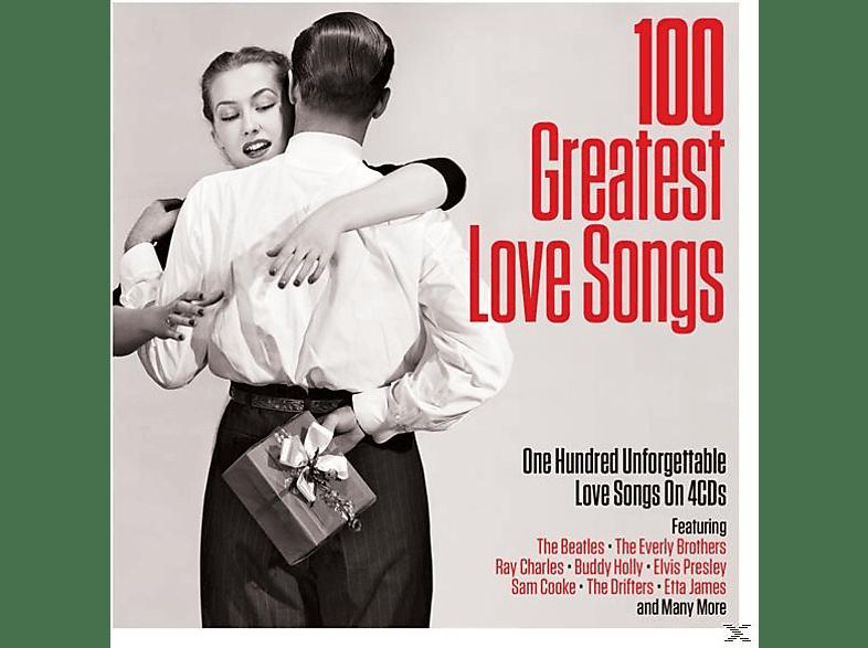 VARIOUS - 100 Greatest Love Songs [CD]