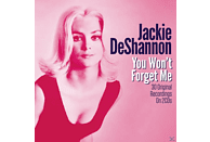 Jackie DeShannon - You Won't Forget Me [CD]