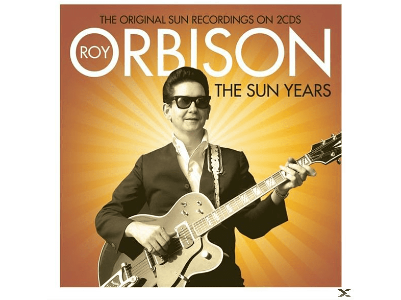 Roy Orbison - The Sun Years [CD]