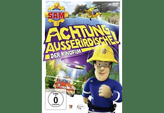 Feuerwehrmann Sam - Achtung Außerirdische (Kinofilm) DVD