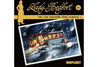 Lady Bedfort - Der letzte Stunt (96)  - (CD)