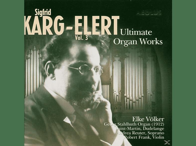 Elke Völker - Ultimate Organ Works Vol.3 [CD]