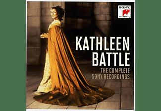 Kathleen Battle - Kathleen Battle-The Complete Sony Recordings  - (CD)