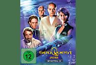 SeaQuest DSV - Die komplette 3. Staffel [Blu-ray]