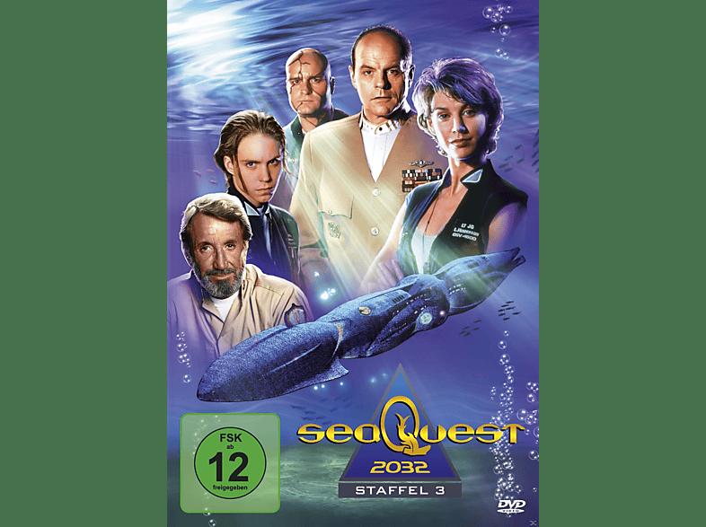 SeaQuest DSV - Die komplette 3. Staffel [DVD]
