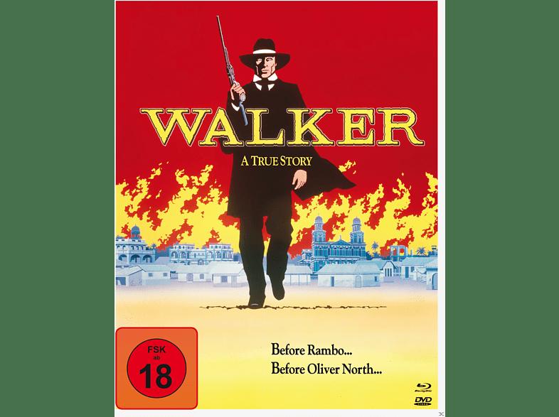 Walker (Mediabook, 1 Blu-ray und 2 DVDs) [Blu-ray + DVD]