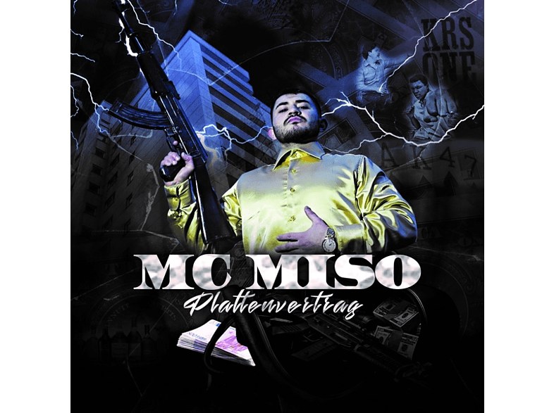 Mc Miso - Plattenvertrag [CD]