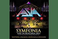 Asia - Symfonia-Live In Bulgaria 2013 (Coloured Vinyl) [Vinyl]