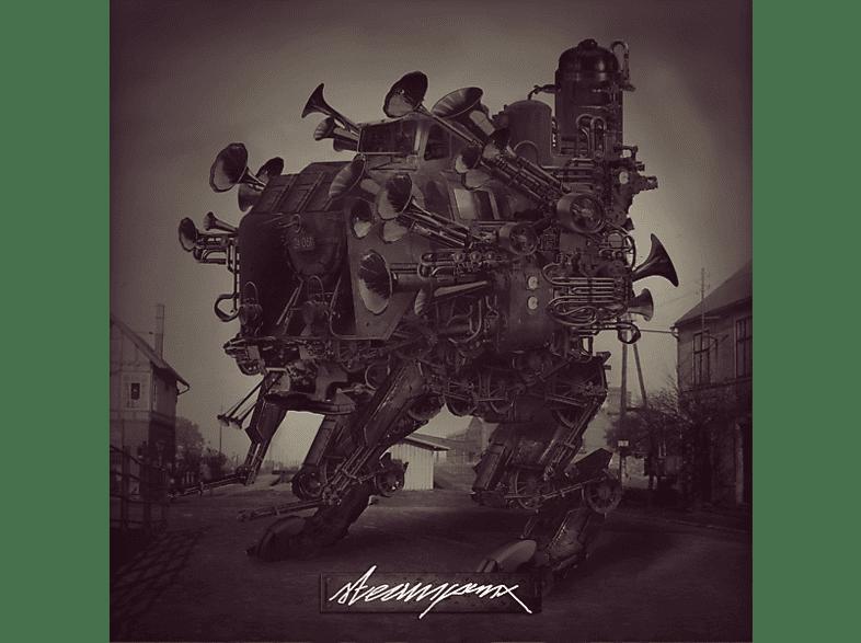 Steampunx - Steampunx [CD]