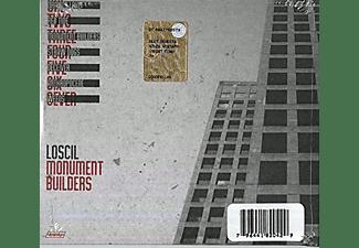 Loscil - Monument Builders  - (CD)