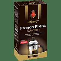 DALLMAYR French Press gemahlener Kaffee