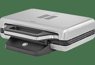 Sandwichera - WMF LONO, Potencia 870W, Superfície antiadherente, Capacidad 2 sandwiches