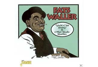 Fats Waller - Yacht Club Swing & Other Radio Rarities  - (CD)