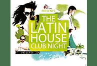 VARIOUS - The Latin House Club Night [CD]