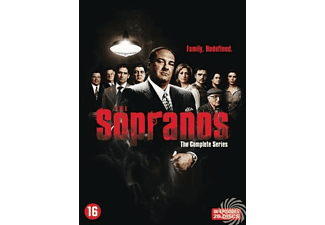 Sopranos - Complete Collection | DVD