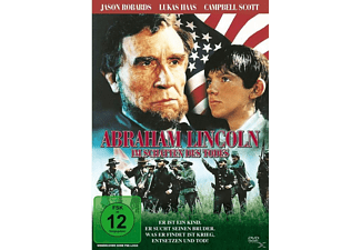 Abraham Lincoln - Im Schatten des Todes DVD