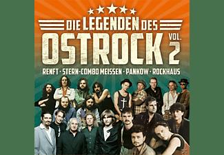 VARIOUS - Die Legenden des Ostrock II  - (CD)