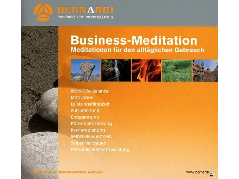 Lara Bernardi - Business-Meditation - (CD)