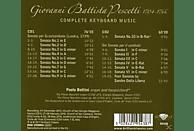 Paolo Bottini - Complete Keyboard Music [CD]
