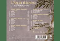 SIMMON LINNE/ - L'Art Du Theorbiste-Music For Theorbo [CD]
