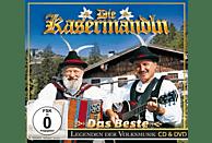 Kasermandln - Das Beste-Legenden der Volks [CD + DVD Video]