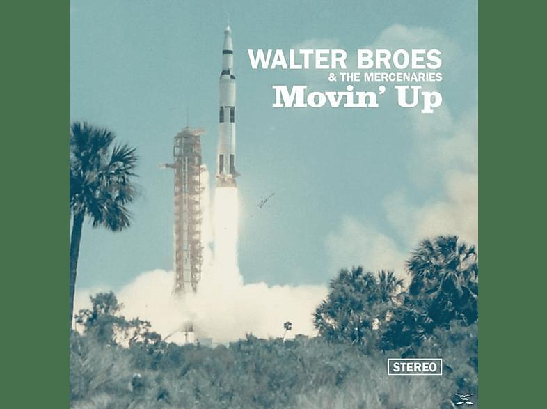 Walter Broes, The Mercenaries Broes - Movin' Up [Vinyl]