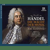 Various - Die Macht der Musik (Hörbiographie) - (CD)
