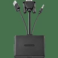 SITECOM CN 352 VGA + Audio zu HDMI Adapter