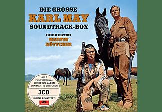 Martin Böttcher - Winnetou-Die Große Soundtrack-Box  - (CD)