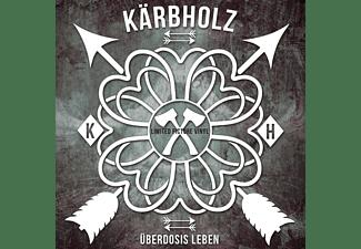 Kärbholz - Überdosis Leben (Ltd.Picture Vinyl+MP3)  - (LP + Download)