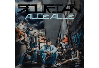 Soufian - Allé Allé  - (CD)