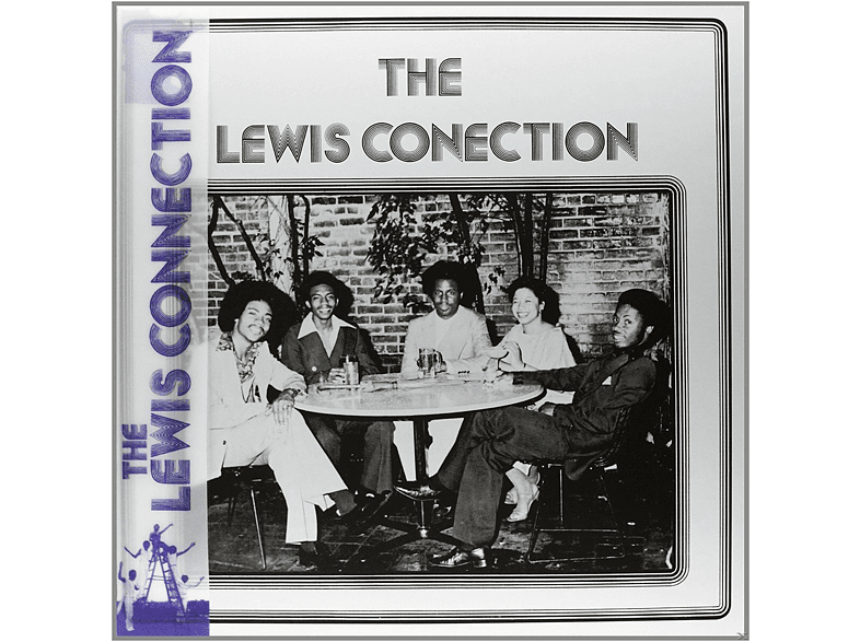 The Lewis Conection - THE LEWIS CONNECTION (OHNE RR) [Vinyl]