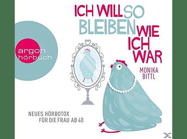 Eva Gosciejewicz - Ich will so bleiben, wie ich war - (CD)