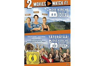 Die Kirche bleibt im Dorf / Die Kirche bleibt im Dorf 2 DVD