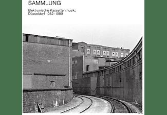 VARIOUS - Sammlung(Elektronische Musikkassetten,Düsseldorf  - (CD)