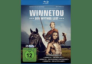 Winnetou - Der Mythos lebt BD  Blu-ray