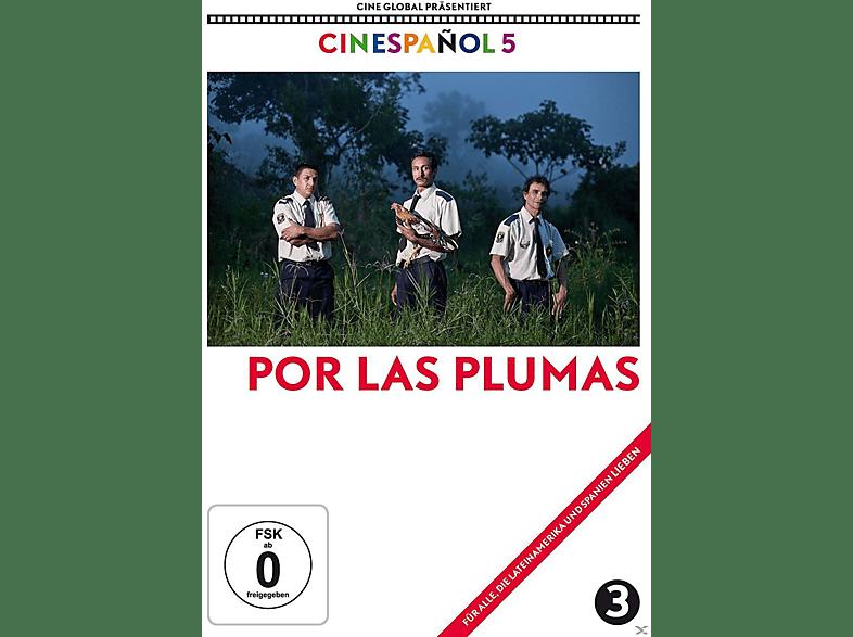 Por las Plumas - Um Hahnesbreite [DVD]