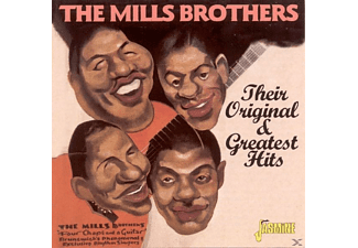 The Mills Brothers - Their Original & Greatest Hits  - (CD)