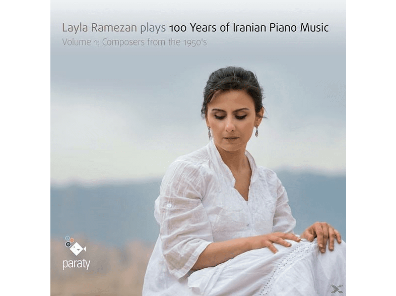Layla Ramezan - 100 Years Of Iranian Piano Music [CD]