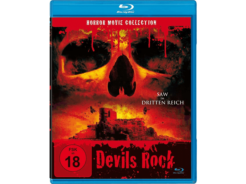 Devil's Rock [Blu-ray]