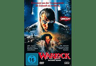 Warlock - Satans Sohn DVD